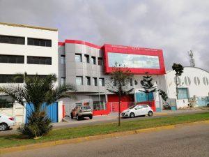 Habillage façade Saïdia