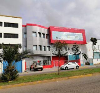 Habillage façade Tétouan