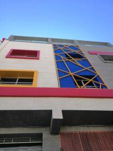 Revêtement façade en Alucobond