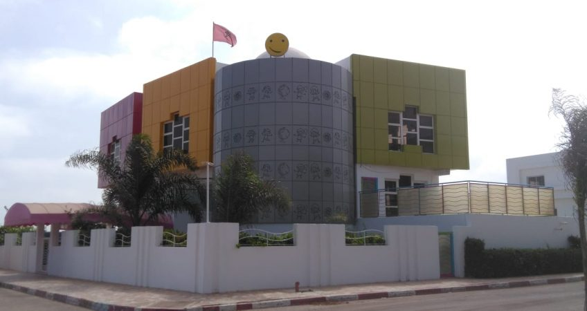 Habillage façade immeuble