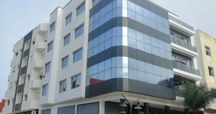 Revêtement en Alucobond Rabat