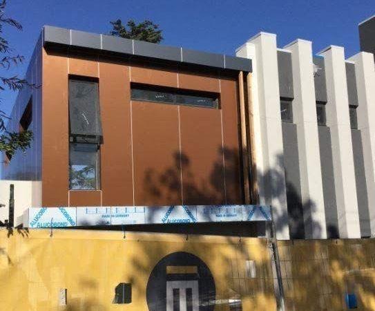 Habillage façade Khémisset