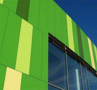 Habillage façade Taounat