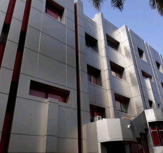 Habillage façade Inezgane